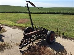 New Idea 252 Sickle Mower