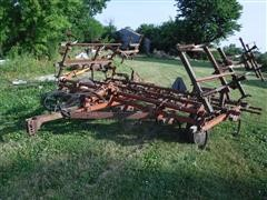 International 45 Vibra-Shank 18' Field Cultivator