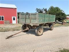 New Idea Wooden Wagon