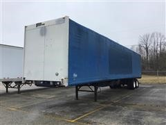 2001 Wabash T/A Curtain Side Trailer