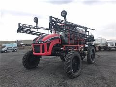 2013 Apache AS1220 Plus II Self-Propelled Sprayer
