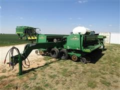 2013 Great Plains 3S-4000HD-4810 Solid Stand 3 Section Drill w/ Fertilizer System