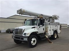 2004 International 7400 Bucket Truck