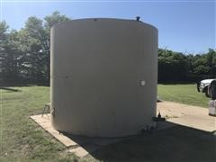 Palmer Fuel Storage Tank