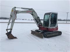 2008 Takeuchi TB153 Compact Excavator
