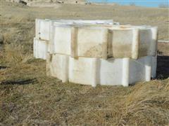 Mach II 11.2-38 Poly Irrigation Wheels