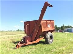 United Farm Tools TSW370 Grain Cart