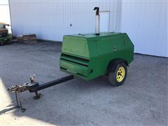 Smith 210-DP Portable Air Compressor