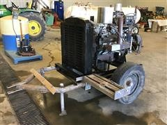 Chevrolet 350HO Propane Power Unit