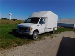 1996 Ford E-450 Super Duty Box Truck