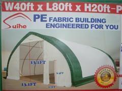 Suihe Unassembled Unused Pre-Fab 40' X 80' Building