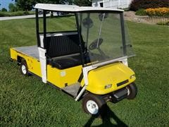 2007 Columbia ParCar Long Bed Utility Cart