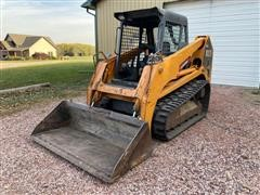 Mustang MTL20 Compact Track Loader