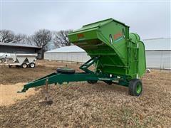M&S Silo Grain Zero Energy Grain Bagger