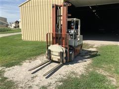 Nissan KCUGH02F35PV Forklift