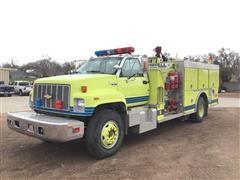 1992 Chevrolet Kodiak Structural Fire Truck