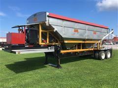 2014 KBH 25T T/A Fertilizer Tender