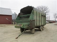 Badger 1416 Forage Wagon