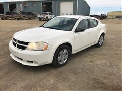 2008 Dodge Avenger 4 Door Car