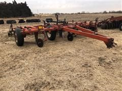 Richardson 3 Blade V Plow With Tedders