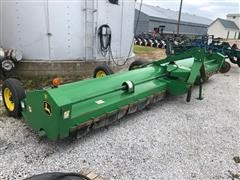 John Deere 520 Flail Shredder