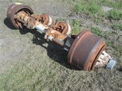 Spicer Trailer Axle