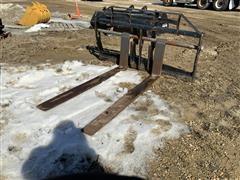 JLG 1001132514 Forklift Telehandler Attachment
