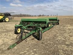 John Deere 8300 Double Drills