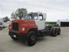 1977 Mack R686ST T/A Truck Tractor