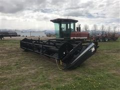 1997 MacDon 9300 Self Propelled Windrower
