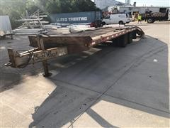 1993 Redi Haul 25' T/A Flatbed Trailer