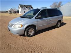 2001 Chrysler Town & Country Minivan
