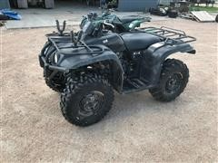 2009 Yamaha Big Bear 400 4x4 ATV