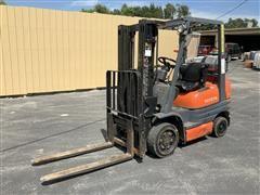 Toyota 42-6FGCU25 LP Forklift