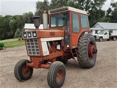 1972 International 1066 2WD Tractor
