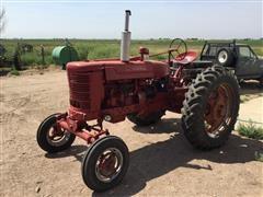 1951 Farmall M 2WD Tractor