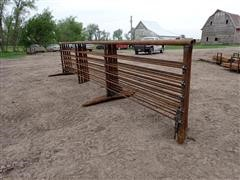 D&S Welding 24' Freestanding Livestock Panel