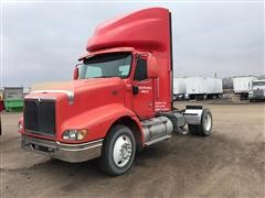 2001 International Eagle Cab & Chassis Truck