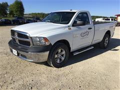 2013 Ram 1500 4x4 Pickup