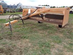 2012 Big Dog 12' Box Scraper