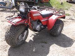 1985 Honda Big Red ATC 250 ES 3 Wheeler