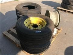 Firestone 11L-14 Tires & Rims