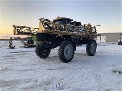 2012 RoGator RG1300 Self-Propelled Sprayer