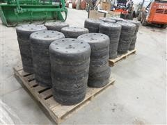 2006 John Deere DB60 Planter Gage Wheels