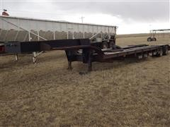 1996 Jantz 4812 T/A Drop Deck Trailer