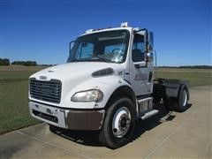 2003 Freightliner 16M Day Cab Truck Tractor