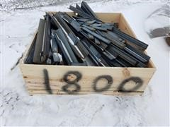 Angle Iron/Flat Steel Stock