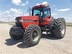 1990 Case International Magnum 7140 MFWD Tractor