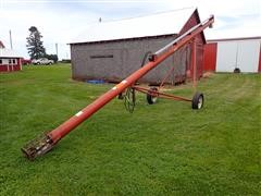 """Feterl 8"""" X 32' Hydraulic-Driven Auger"""