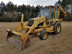 Cat 416 Loader Backhoe